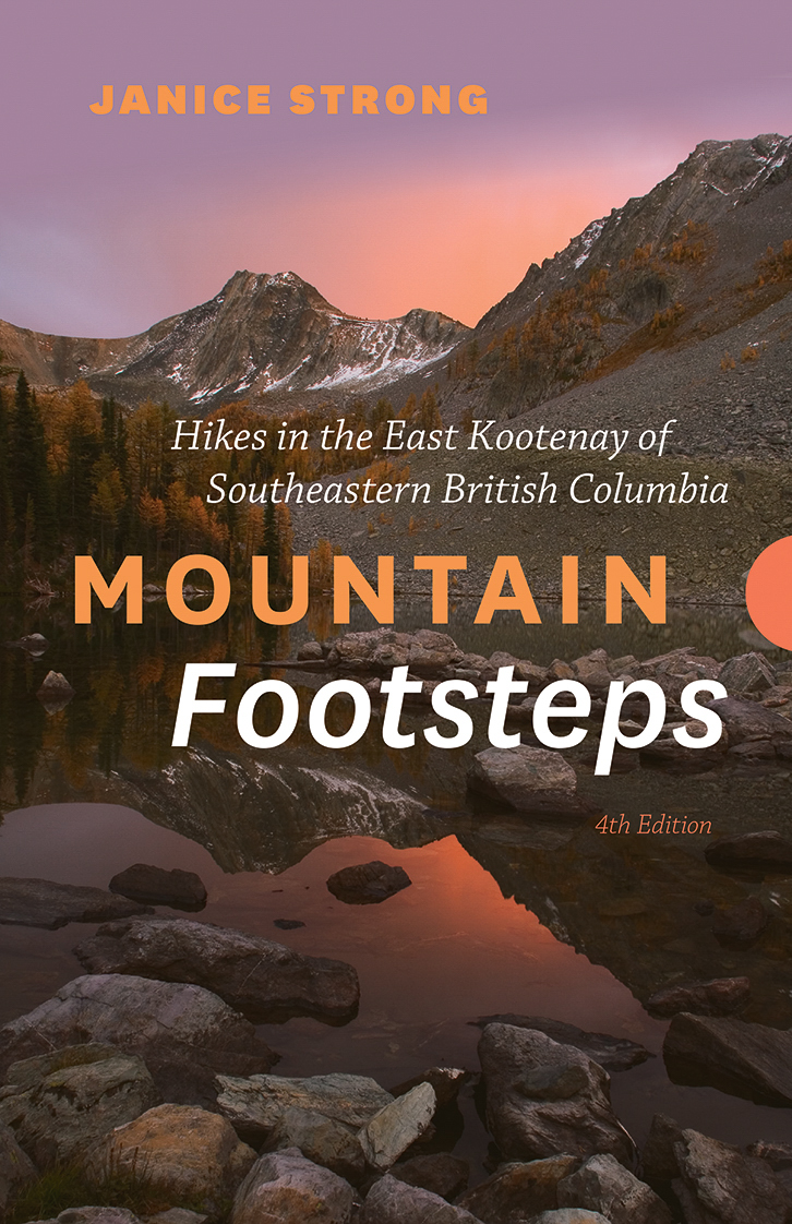 Mountain Footsteps by Janice Strong