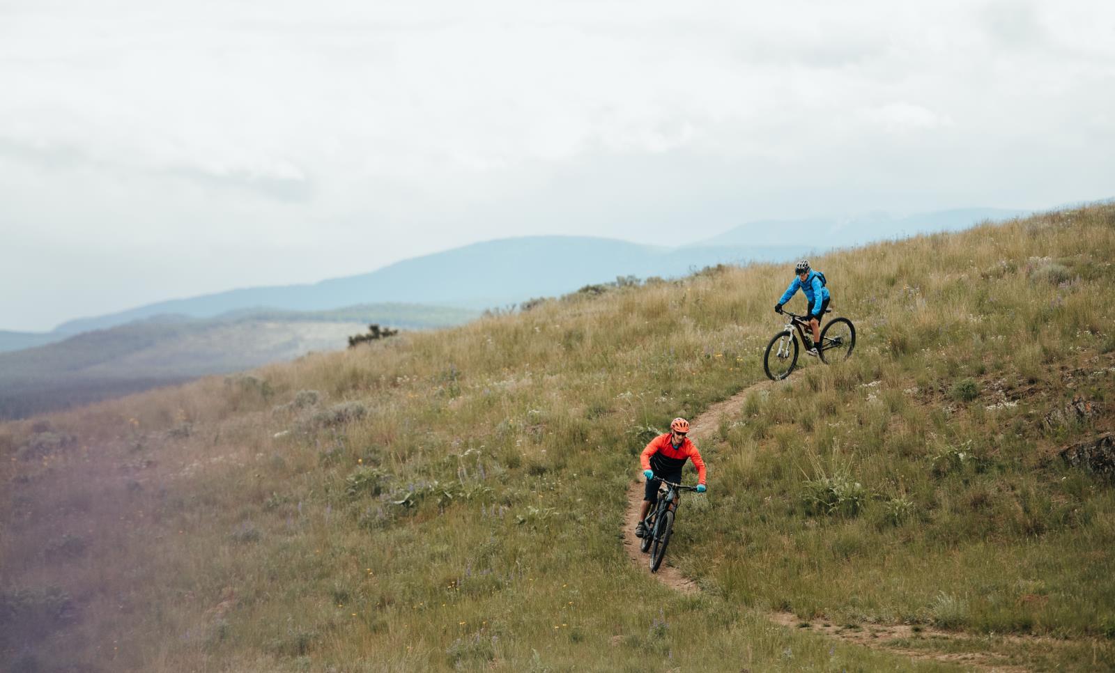 Kids Mountain Biking in Cranbrook