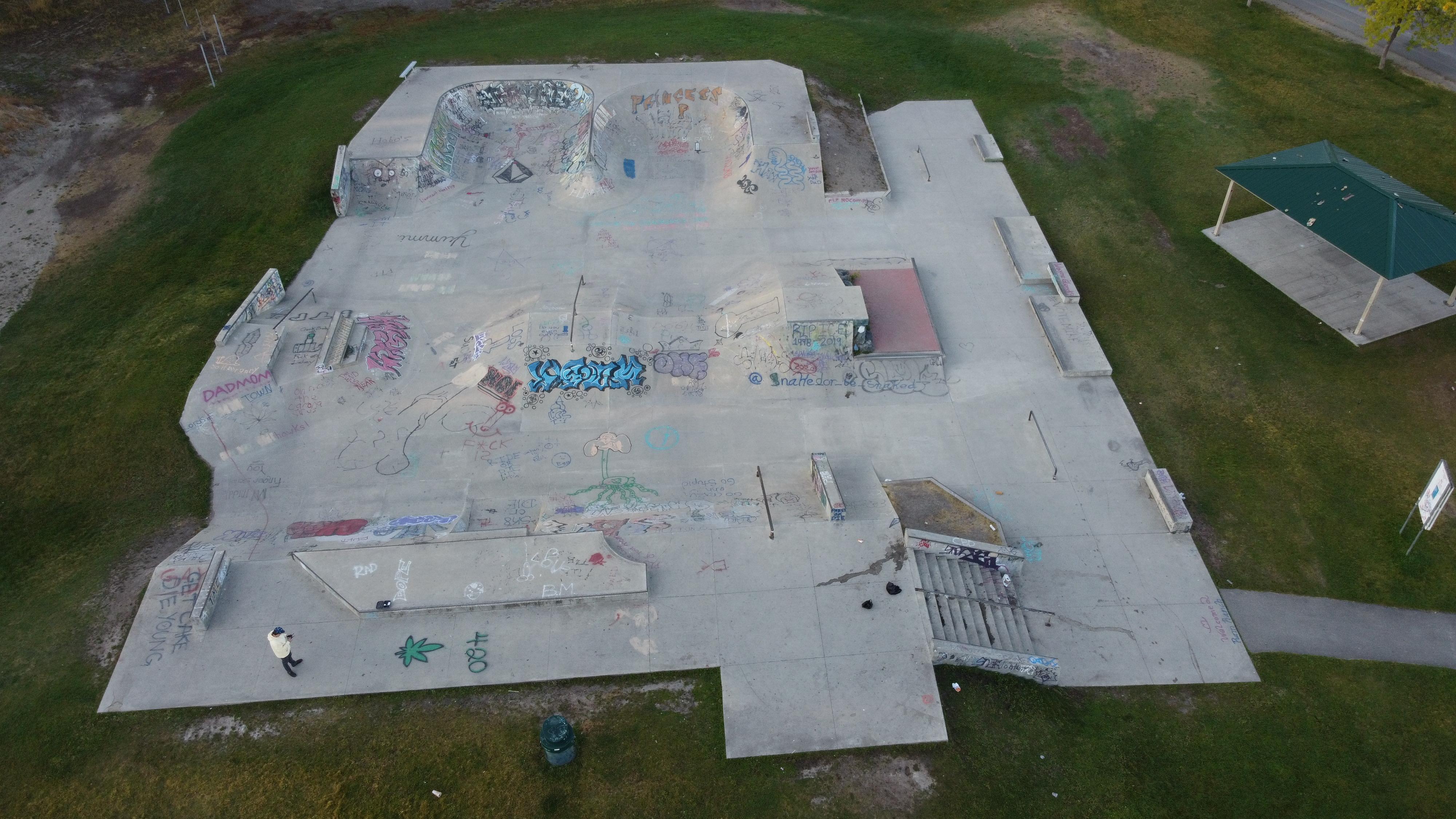Cranbrook Skate Park