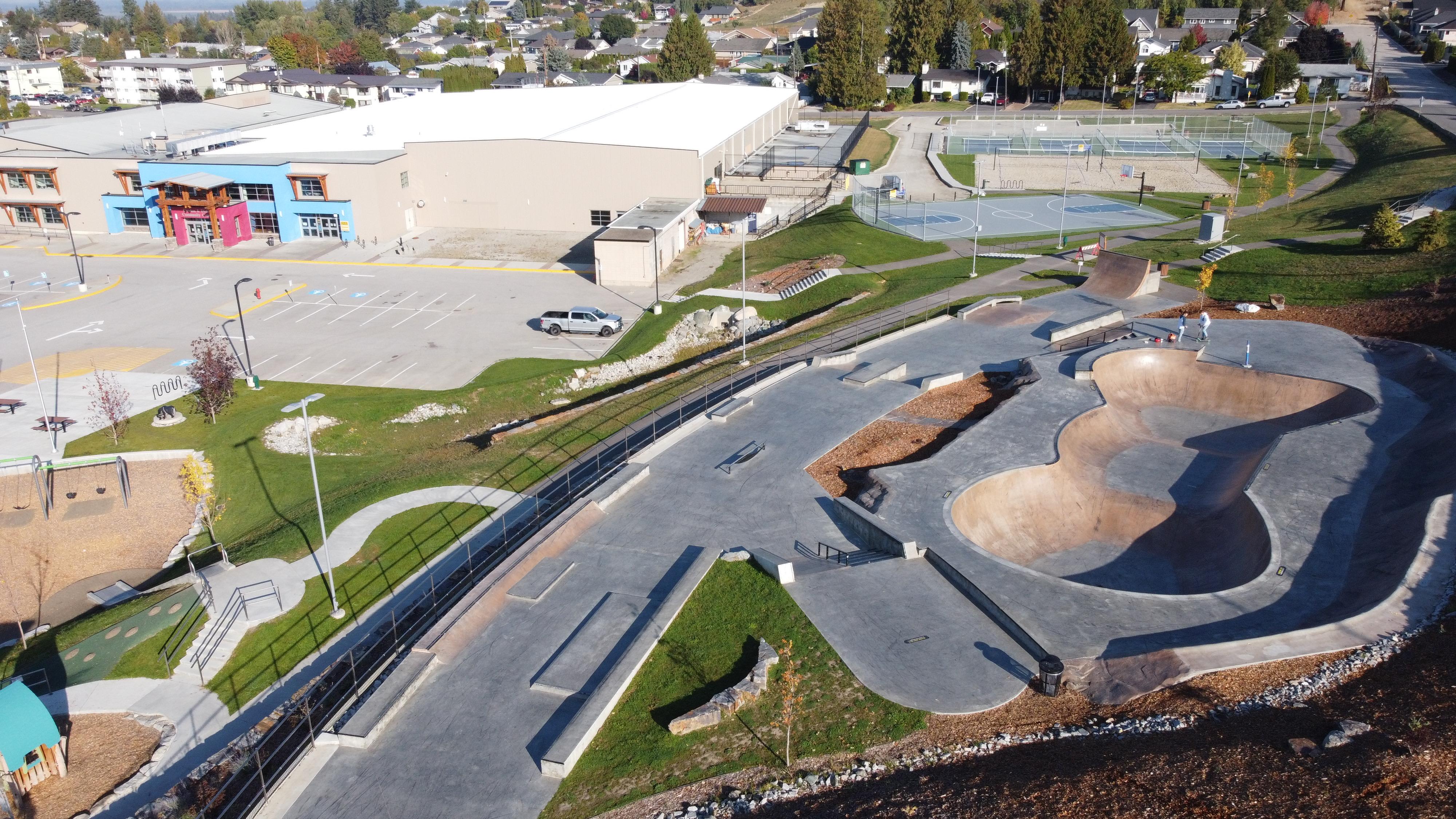 Creston Skate Park