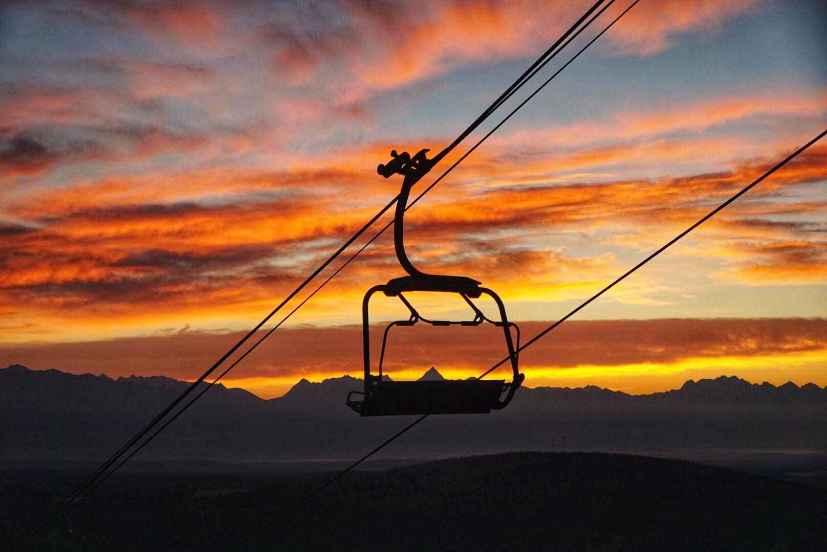 Kimberley Alpine Sunrise