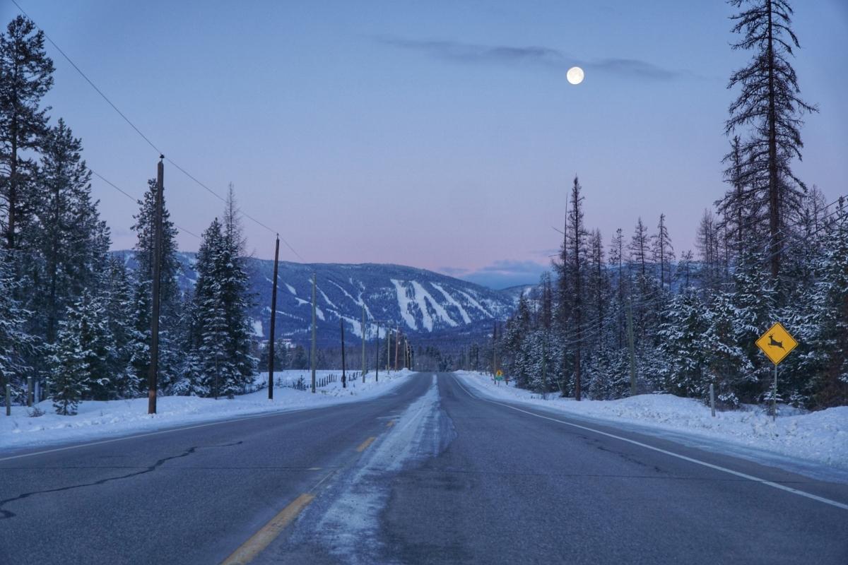 Kimberley Ski Hill