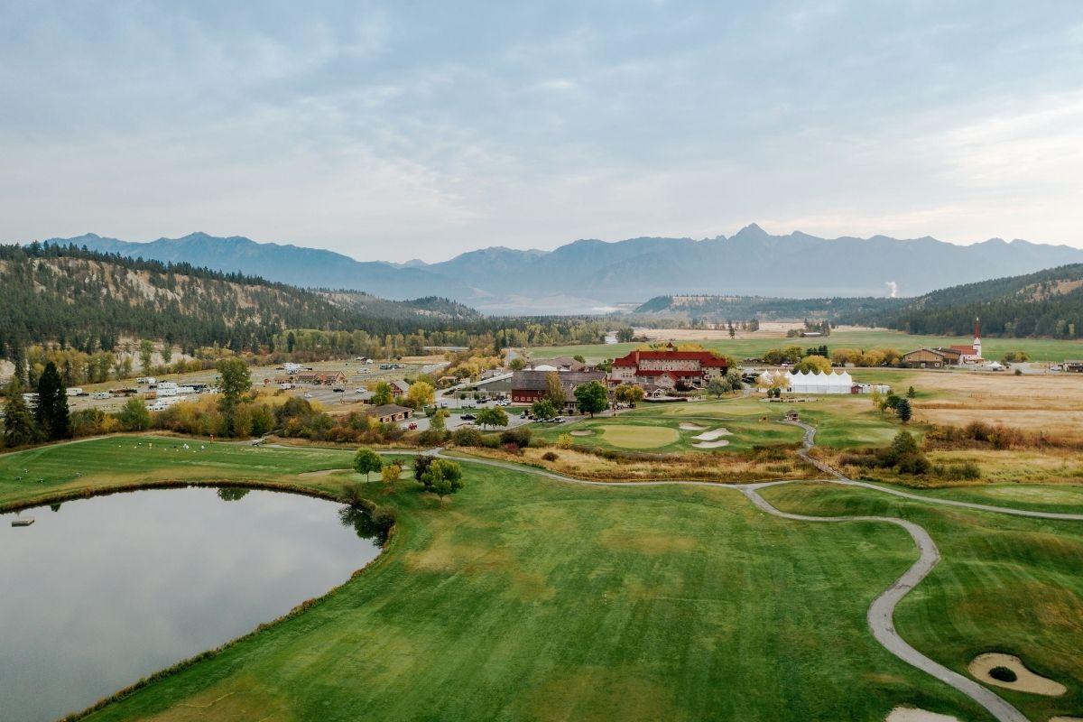 Golf at St. Eugene