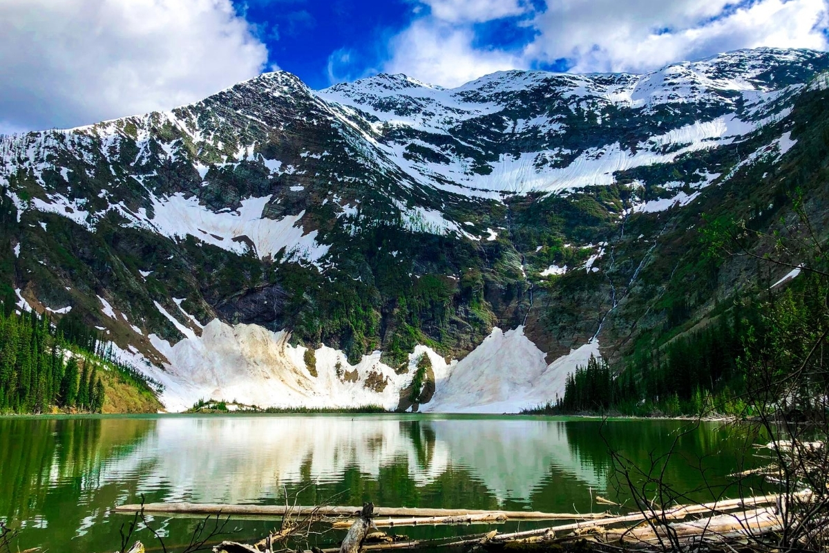 White Boar Lake