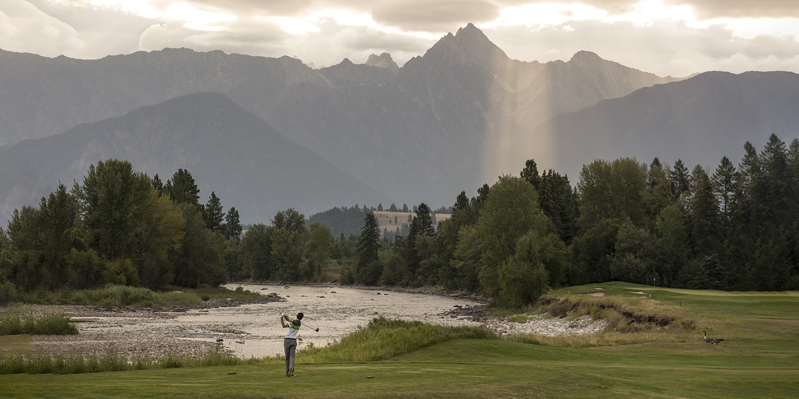 Golf in Cranbrook BC